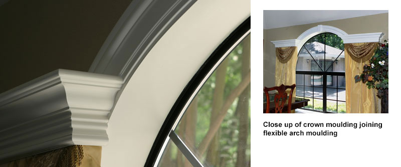 Curved Mouldings